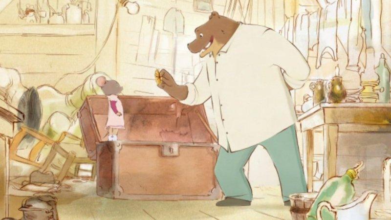 Ernest et celestine le bal des souris saison 1 pisode - Les bonnes manieres a table en france ...