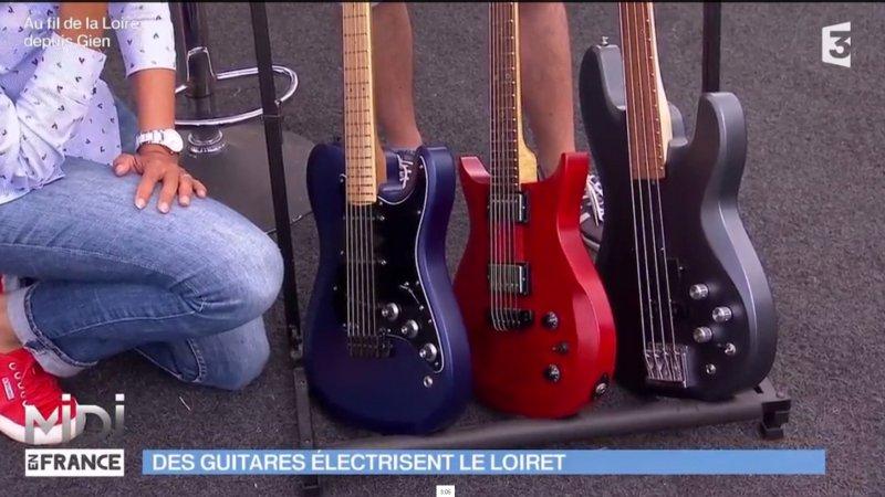 Midi en France Des guitares électrisent le Loiret