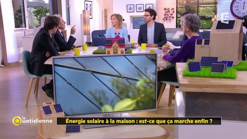 Replay la quotidienne la quotidienne energie solaire la maison est ce que a marche enfin - La maison de france 5 replay ...