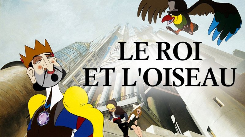 Le Roi Et l oiseau Movie HD free download 720p