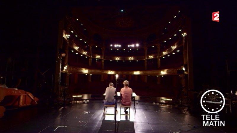 Insolites festival d 39 anjou programmation prestigieuse for Telematin theatre