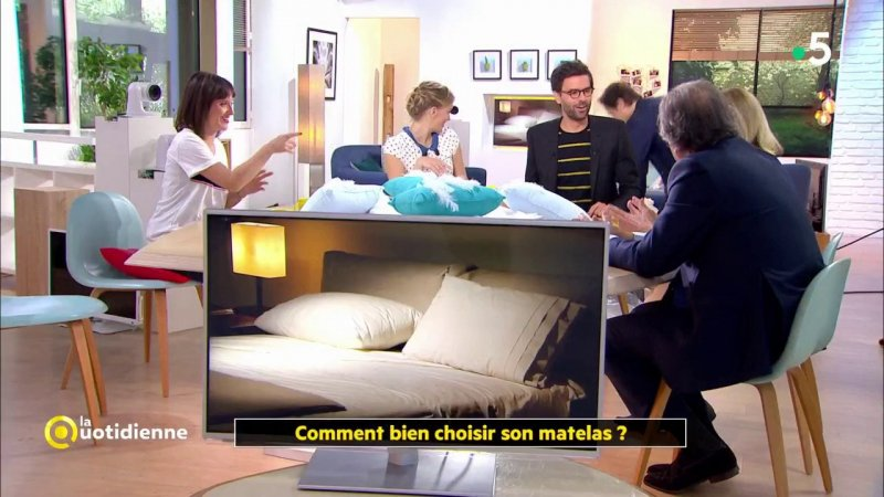 comment bien choisir son matelas france 5 09 05 2018. Black Bedroom Furniture Sets. Home Design Ideas