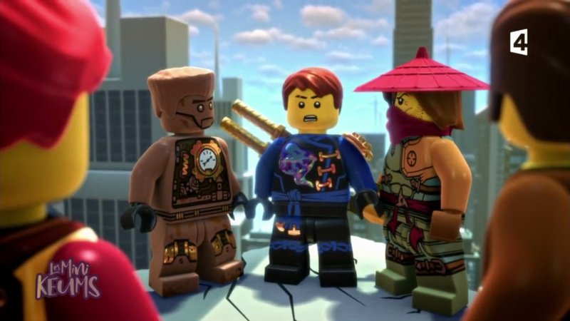 Lego ninjago saison 6 pisode 9 en streaming sur france 4 - France 3 ninjago ...