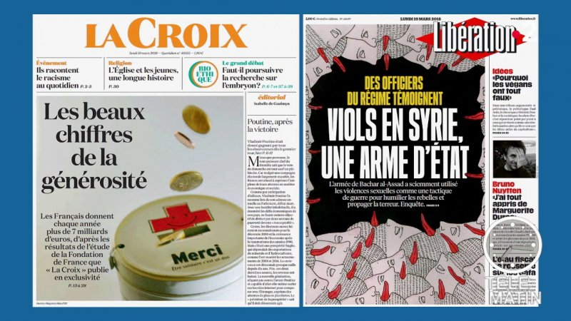 Replay t l matin t l matin revue de presse du 19 03 du for Telematin cuisine france 2