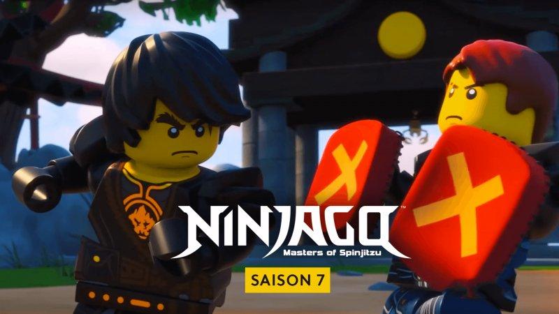 Lego ninjago saison 7 en streaming sur pluzz - Ninjago saison 2 ...