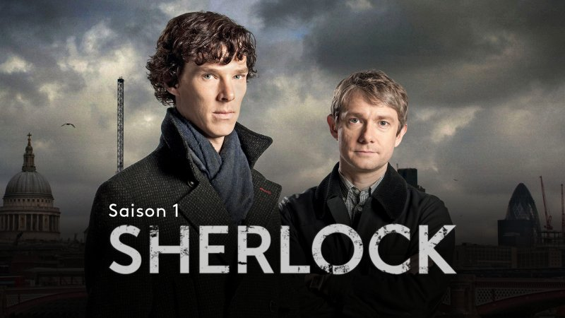 sherlock streaming