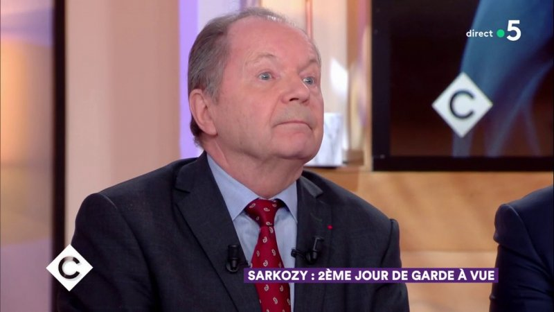 Sarkozy proc dure hors norme c vous 21 03 2018 france 5 21 03 2018 - France 5 ca vous ...