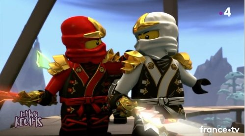 Lego ninjago saison 2 pisode 11 en streaming sur france 4 - France 3 ninjago ...