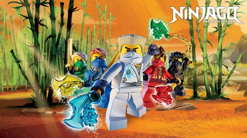 Lego ninjago tous les pisodes en streaming - Ninjago saison 4 ...