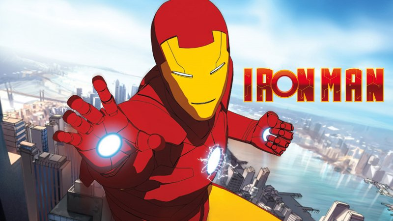 Iron man tous les pisodes en streaming - Iron man en dessin anime ...