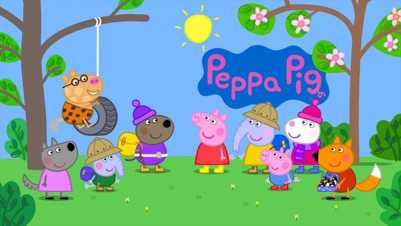 Peppa pig tous les pisodes en streaming - Peppa pig francais piscine ...