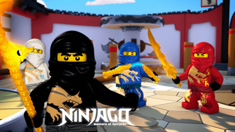 Lego ninjago tous les pisodes en streaming - Ninjago saison 2 ...