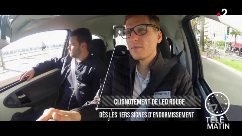 replay t l matin t l matin auto toujours veill au volant du france 2. Black Bedroom Furniture Sets. Home Design Ideas