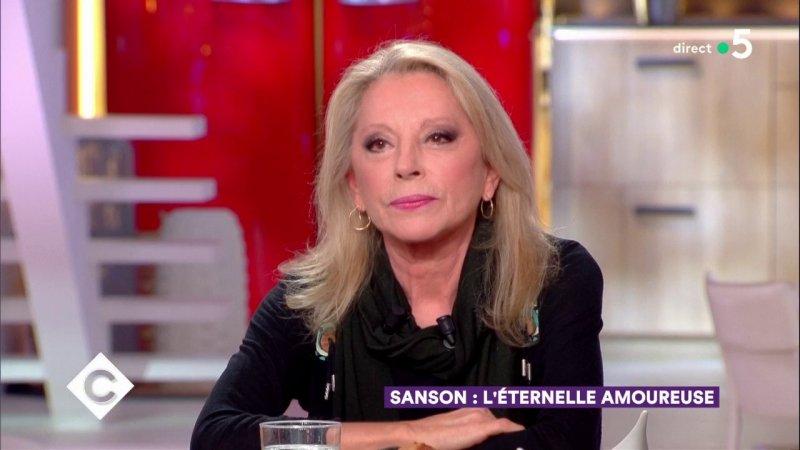 V ronique sanson l 39 ternelle amoureuse c vous 21 03 2018 france 5 21 03 2018 - France 5 ca vous ...