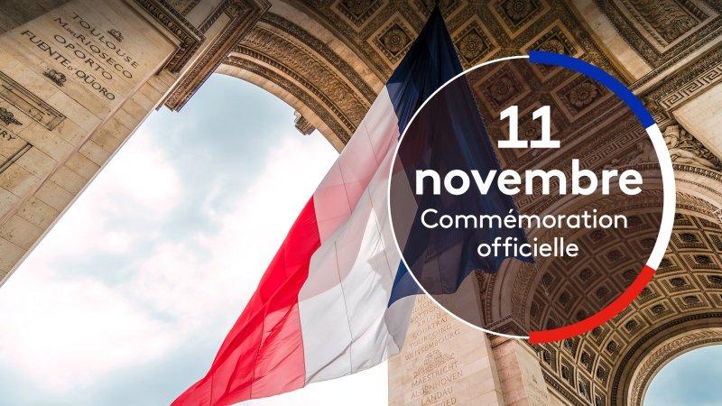 Replay Cérémonie du 11 novembre - Émission du lundi 11 novembre 2019 - France  2